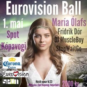 eurovision ball