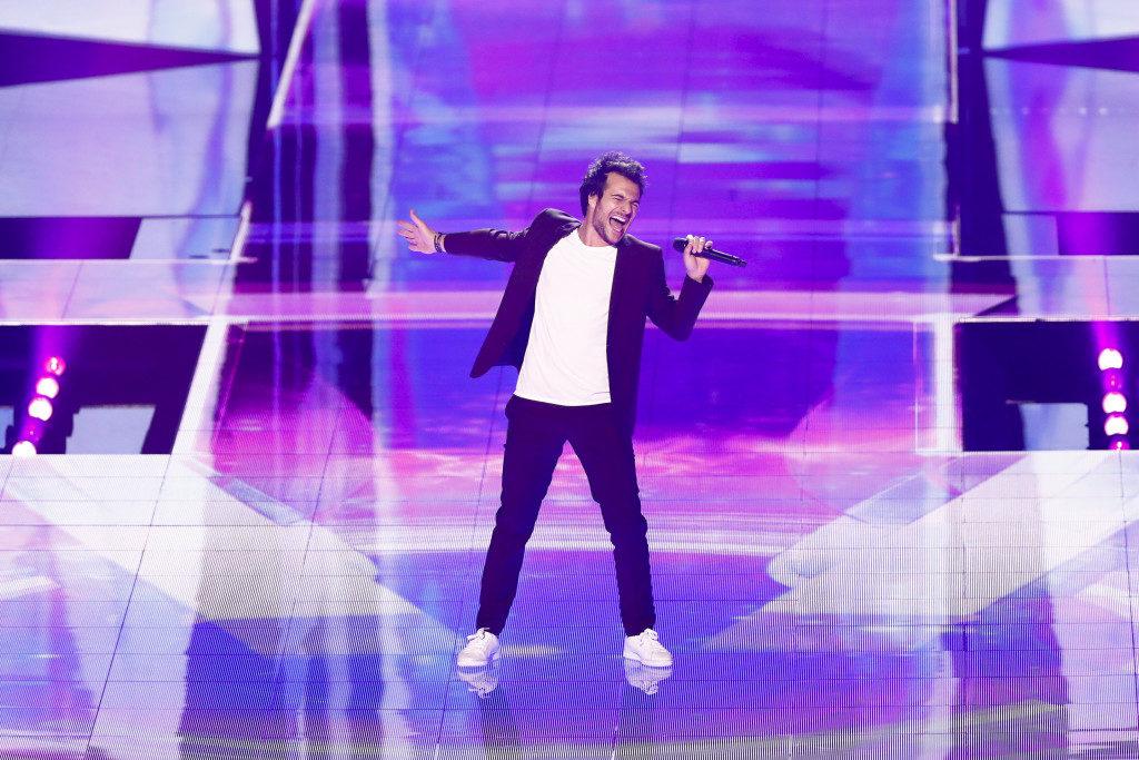 Amir á grand final jury show