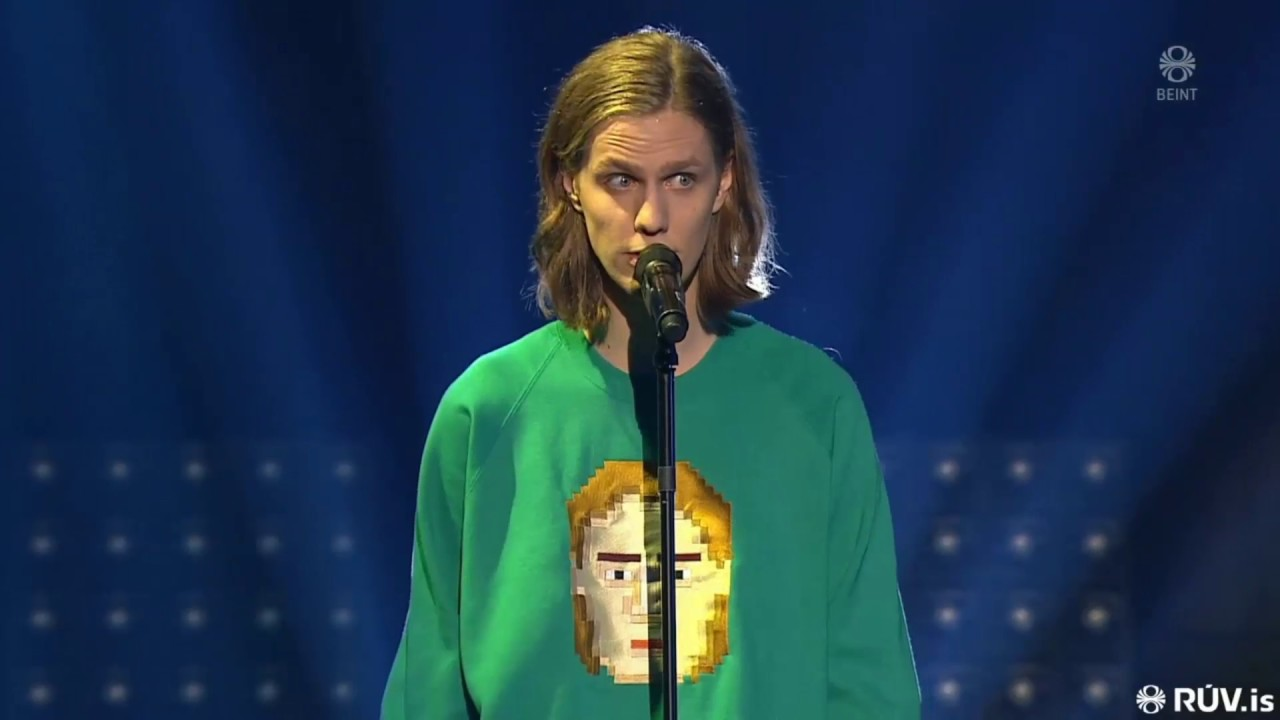 Daði Freyr Pétursson - Is this love?